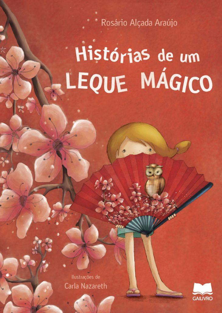 Histórias de um leque mágico